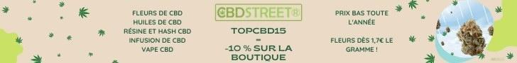 Visiter la boutique de CBD CBDSTREET®