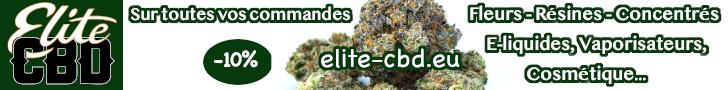 Visiter la boutique de CBD Elite CBD