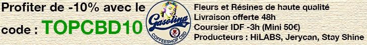 Visiter la boutique de CBD CBD Gasolina France