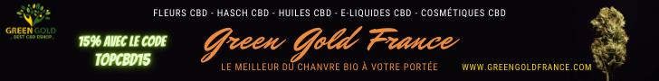 Visiter la boutique de CBD Green Gold France