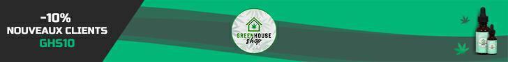 Visiter la boutique de CBD Greenhouse-shop