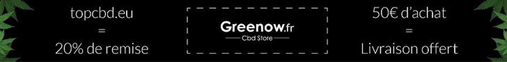 Visiter la boutique de CBD Greenow