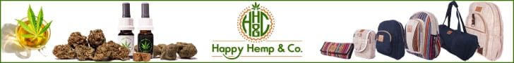 Visit the CBD shop Happy Hemp & Co