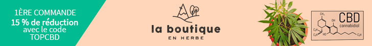 Visit the CBD shop La Boutique en Herbe