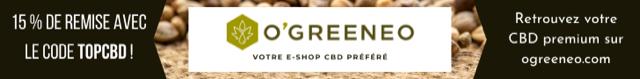 Visiter la boutique de CBD O'Greeneo