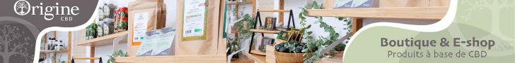 Visiter la boutique de CBD Origine CBD