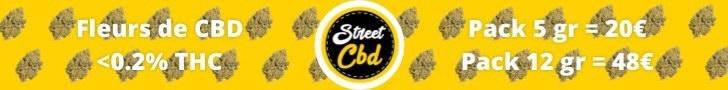 Visiter la boutique de CBD Street CBD