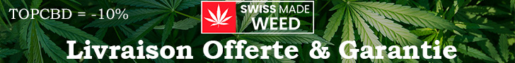 Visiter la boutique de CBD Swiss Made Weed